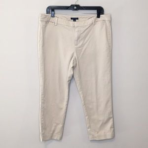 Tommy Hilfiger Waverly Capri 14 Tan Khaki